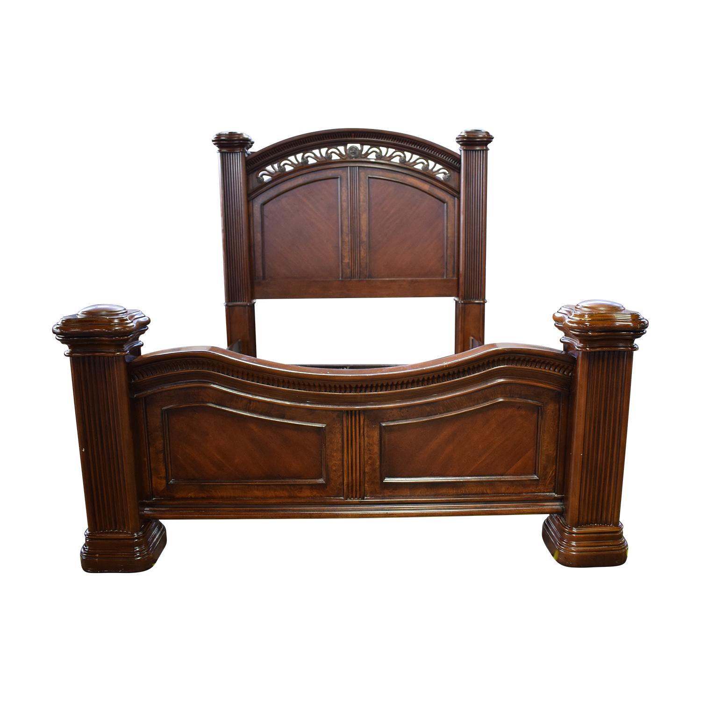 shop Wynwood Queen Bedframe Wynwood Bed Frames