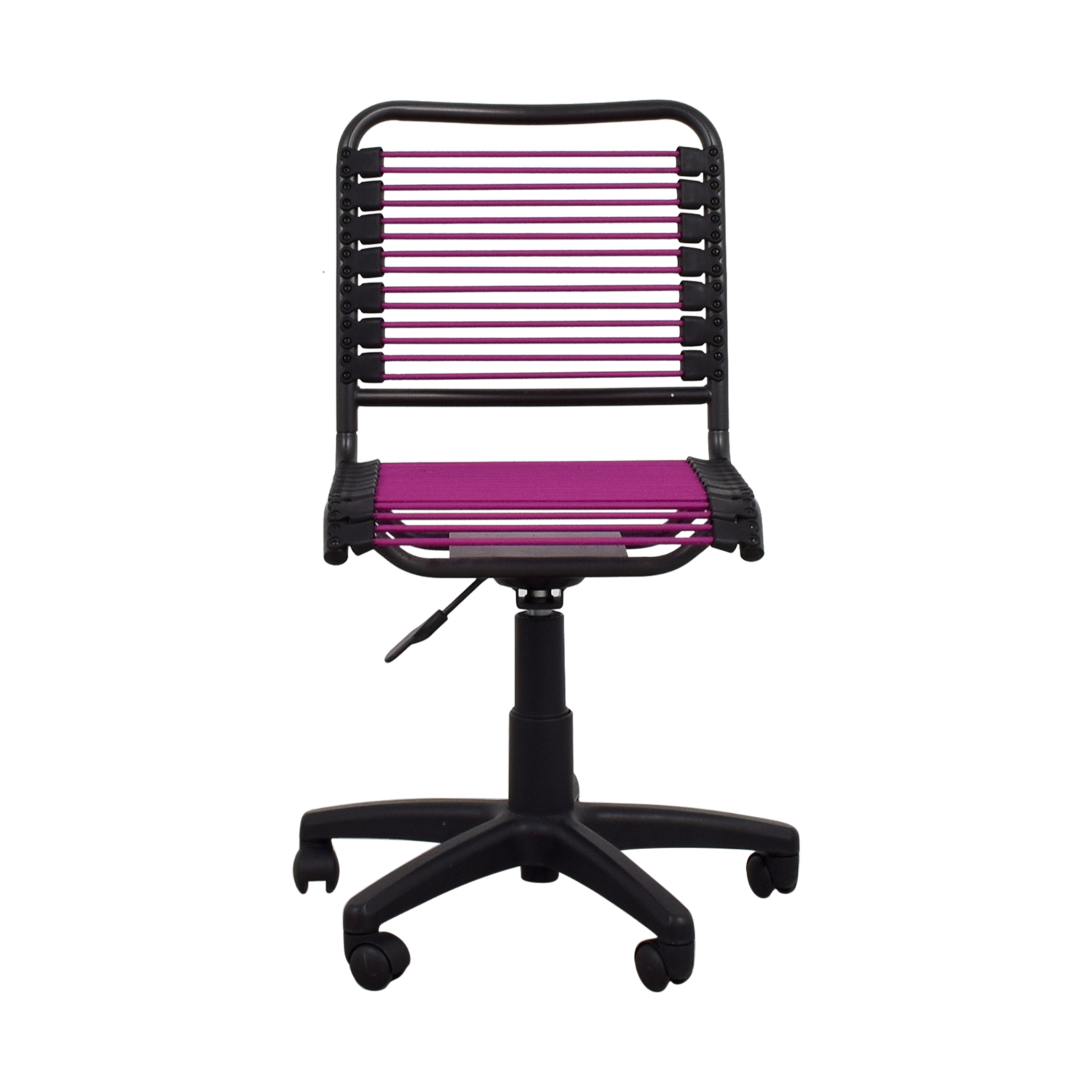 buy Container Store Container Store Magenta and Black Chair on Wheels online