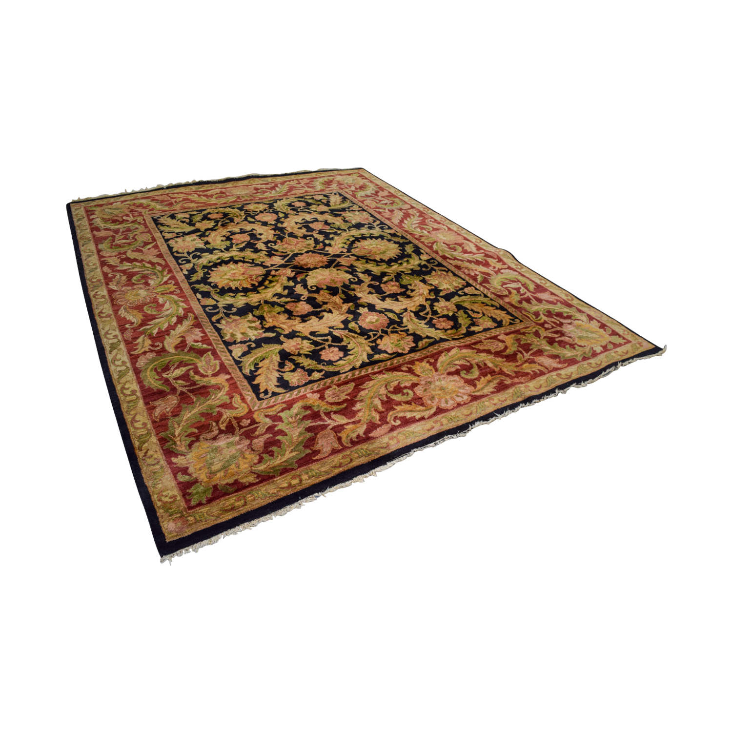 Bloomingdale's Multi Colored Oriental Rug sale