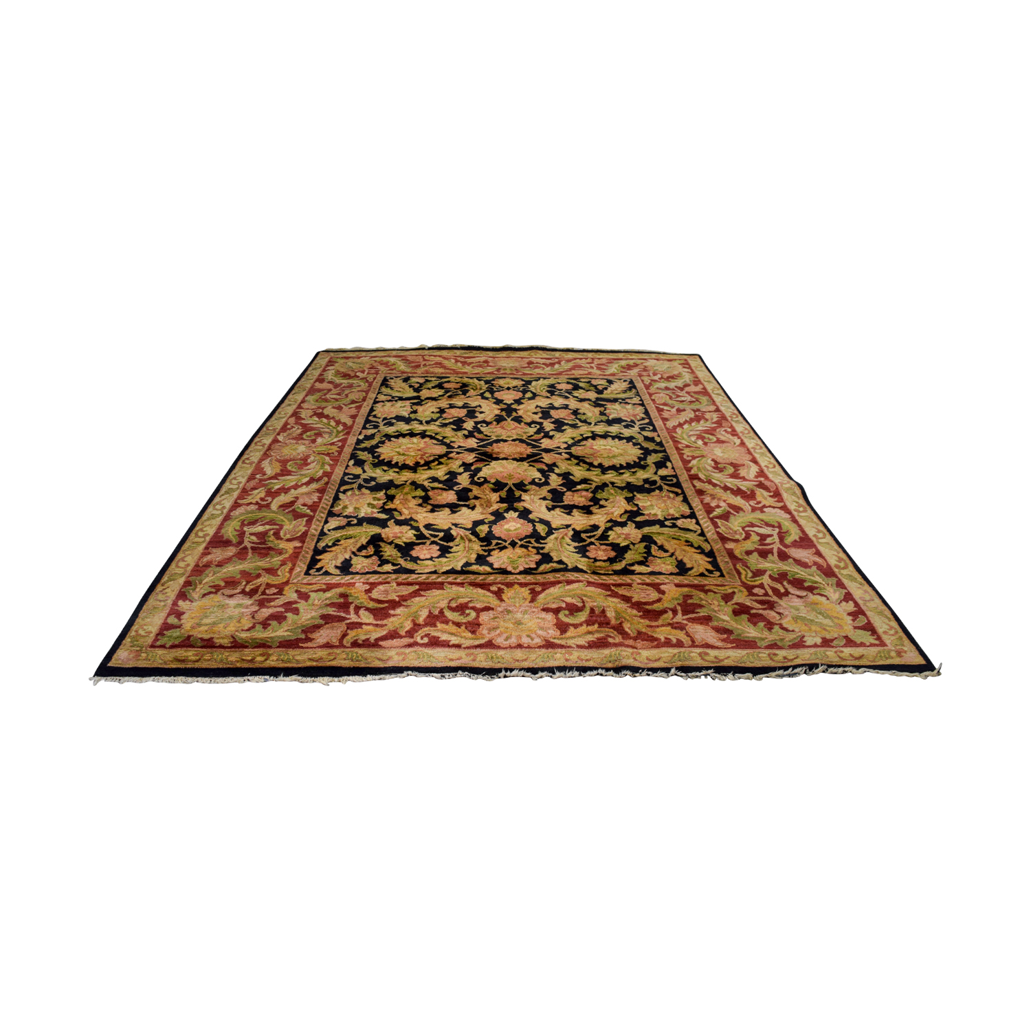 Bloomingdale's Bloomingdale's Multi Colored Oriental Rug nyc