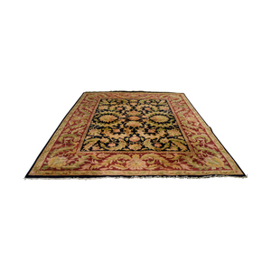 Bloomingdale's Bloomingdale's Multi Colored Oriental Rug nj