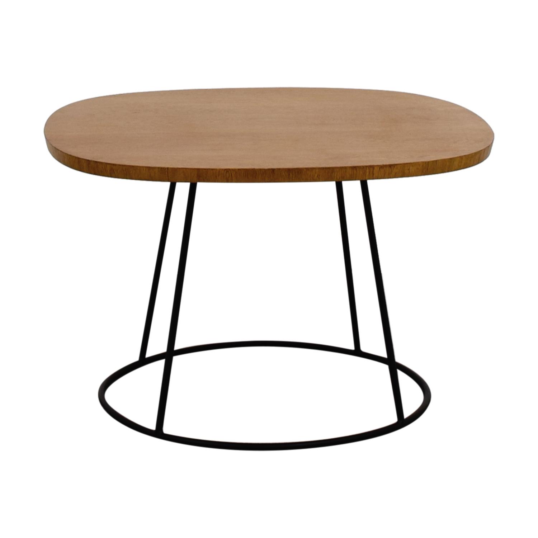 buy Zientte Sierra Round Cornered Square Side Table Zientte Tables