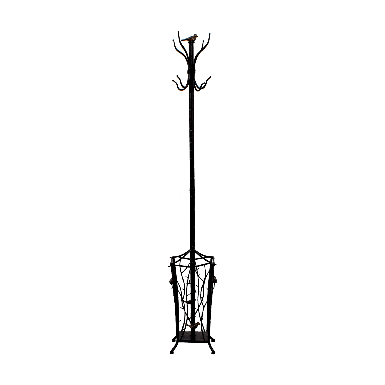 Pier 1 Imports Pier 1 Imports Bird Accent Coat Rack Black
