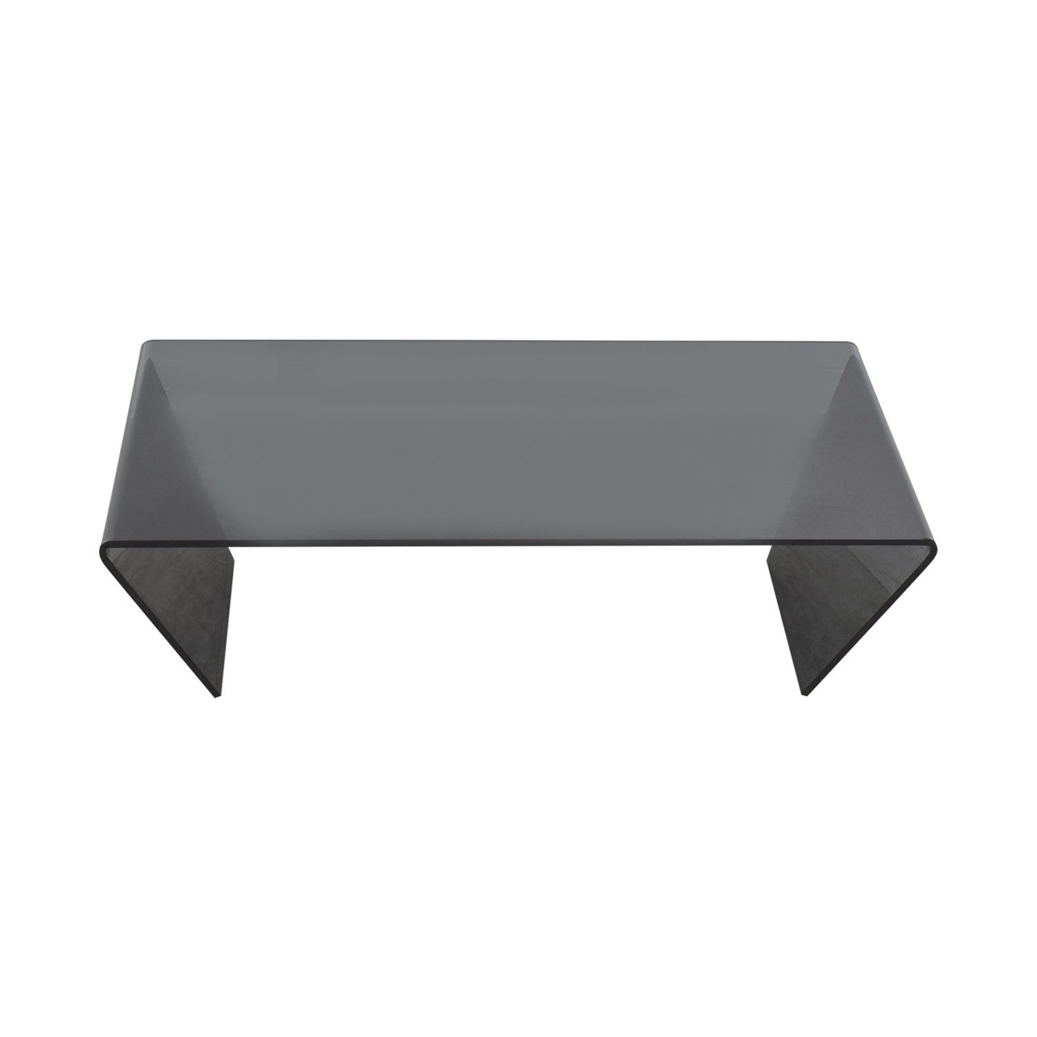 Bo Concept Black Glass Cocktail Coffee Table Bo Concept