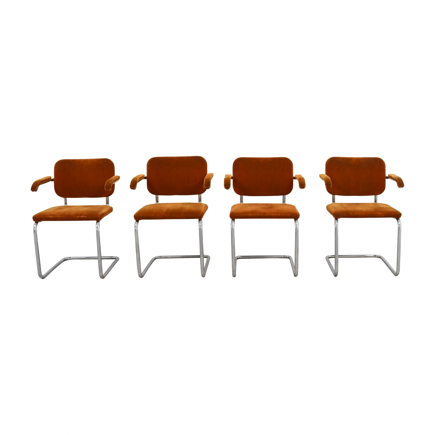 Knoll Knoll M. Breuer Cesca Chairs second hand