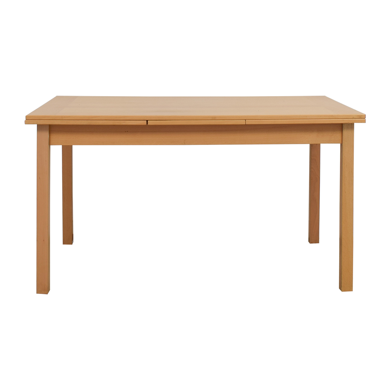 buy Workbench Workbench Extendable Pull-Out Dining Table online