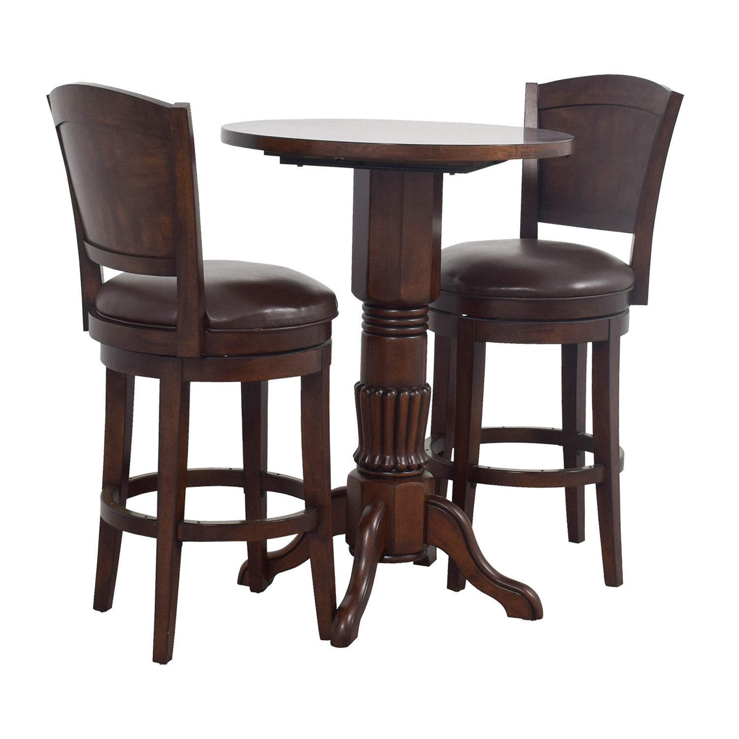 59 Off Raymour Amp Flanigan Raymour Amp Flanigan Pub Table