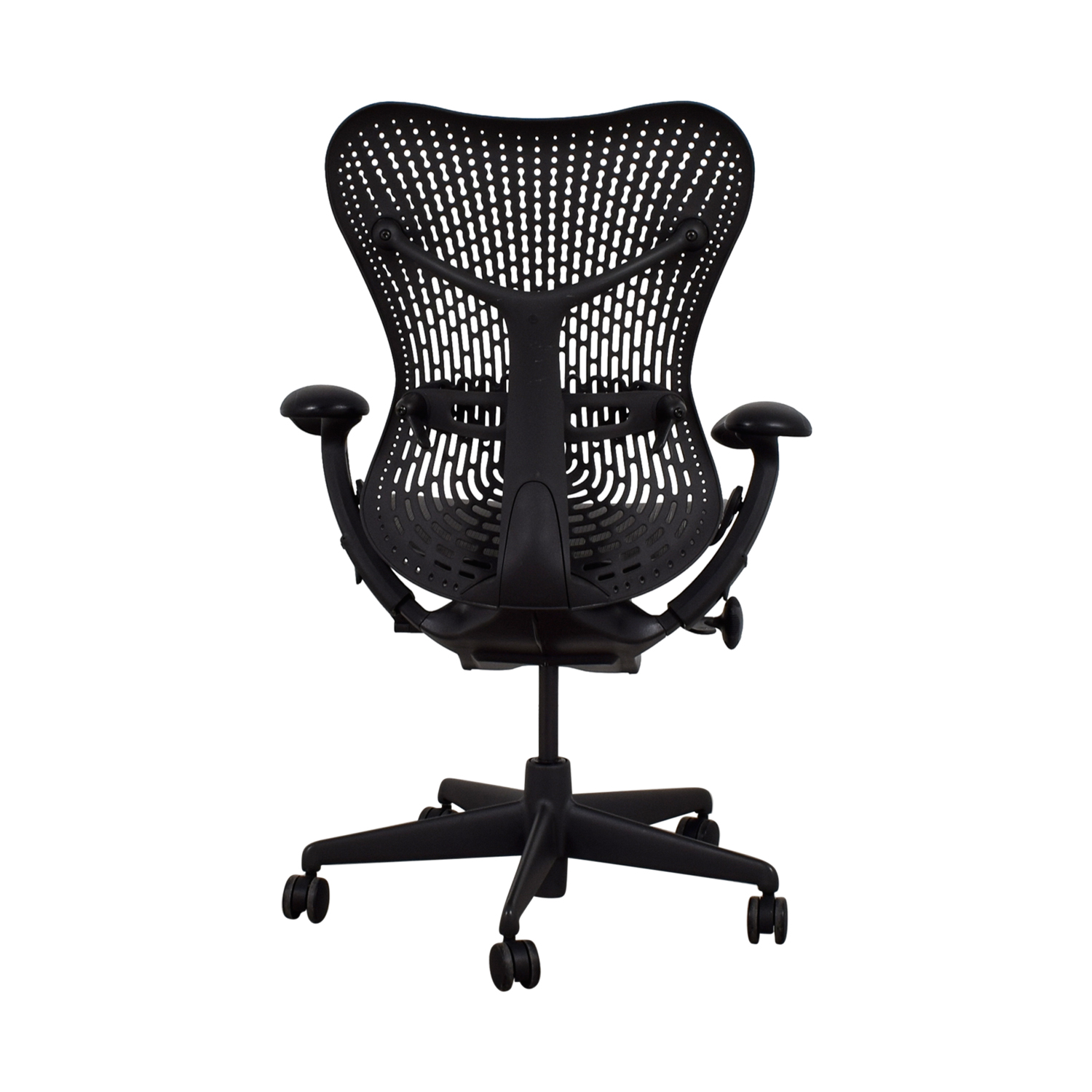 shop Herman Miller Herman Miller Mirra Black Chair online