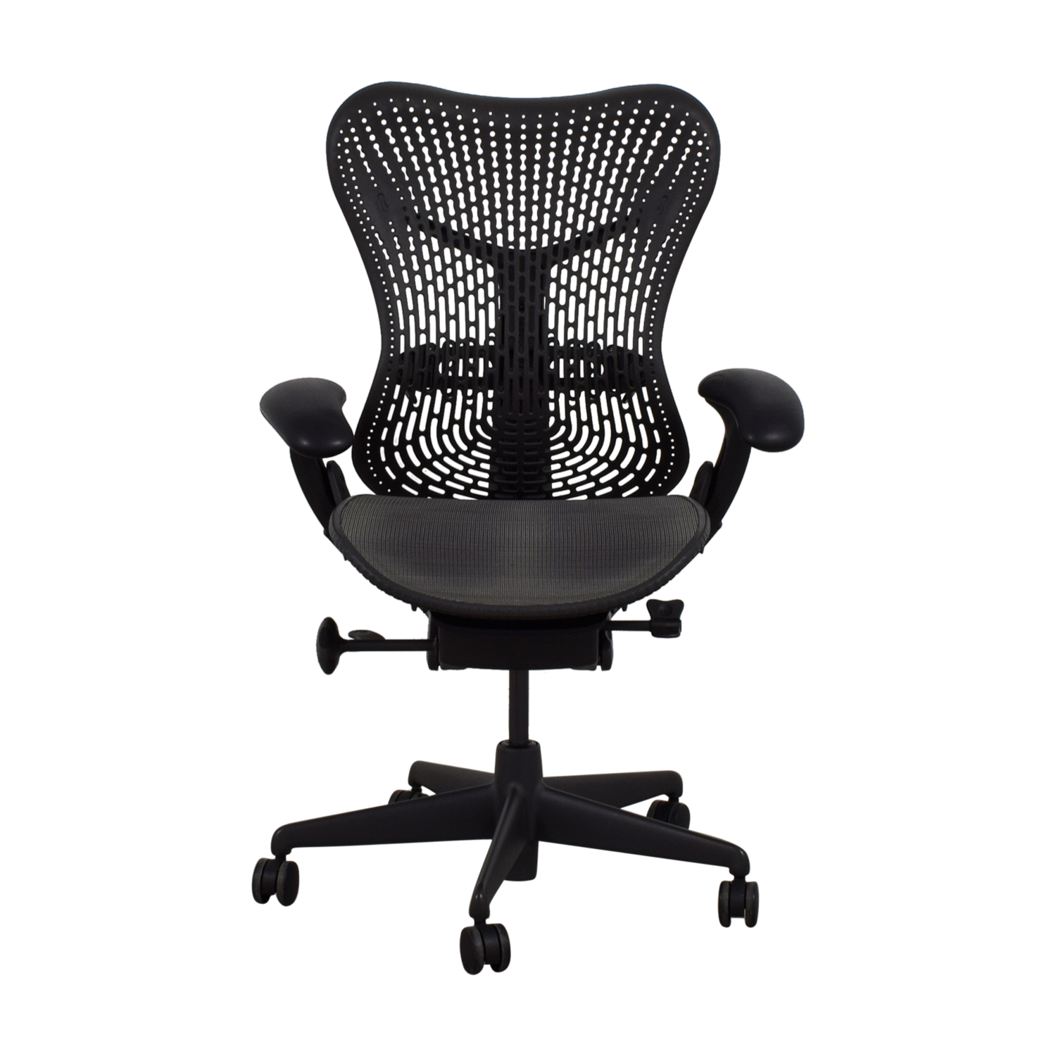 Herman Miller Herman Miller Mirra Black Chair coupon