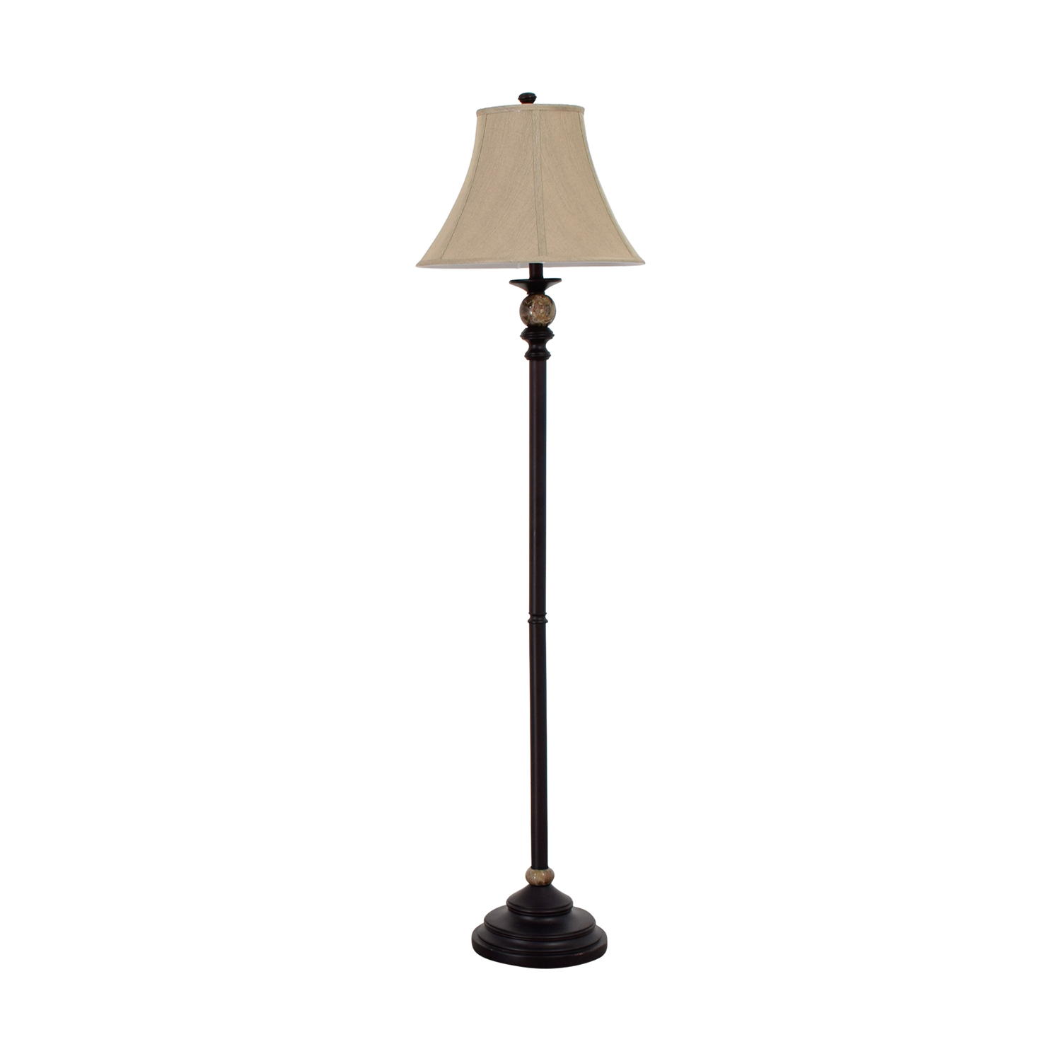 buy Raymour & Flanigan Faux Marble Floor Lamp Raymour & Flanigan Lamps
