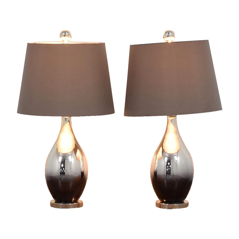 NY Lighting NY Lighting Mirrored Lamps Lamps