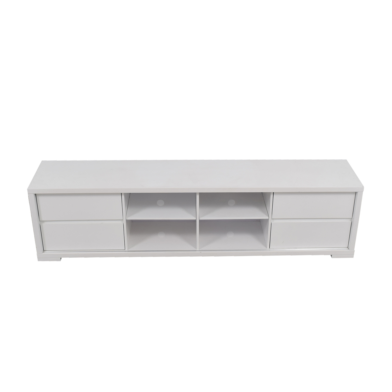 Casabianca Casabianca Life Collection White Media Unit discount