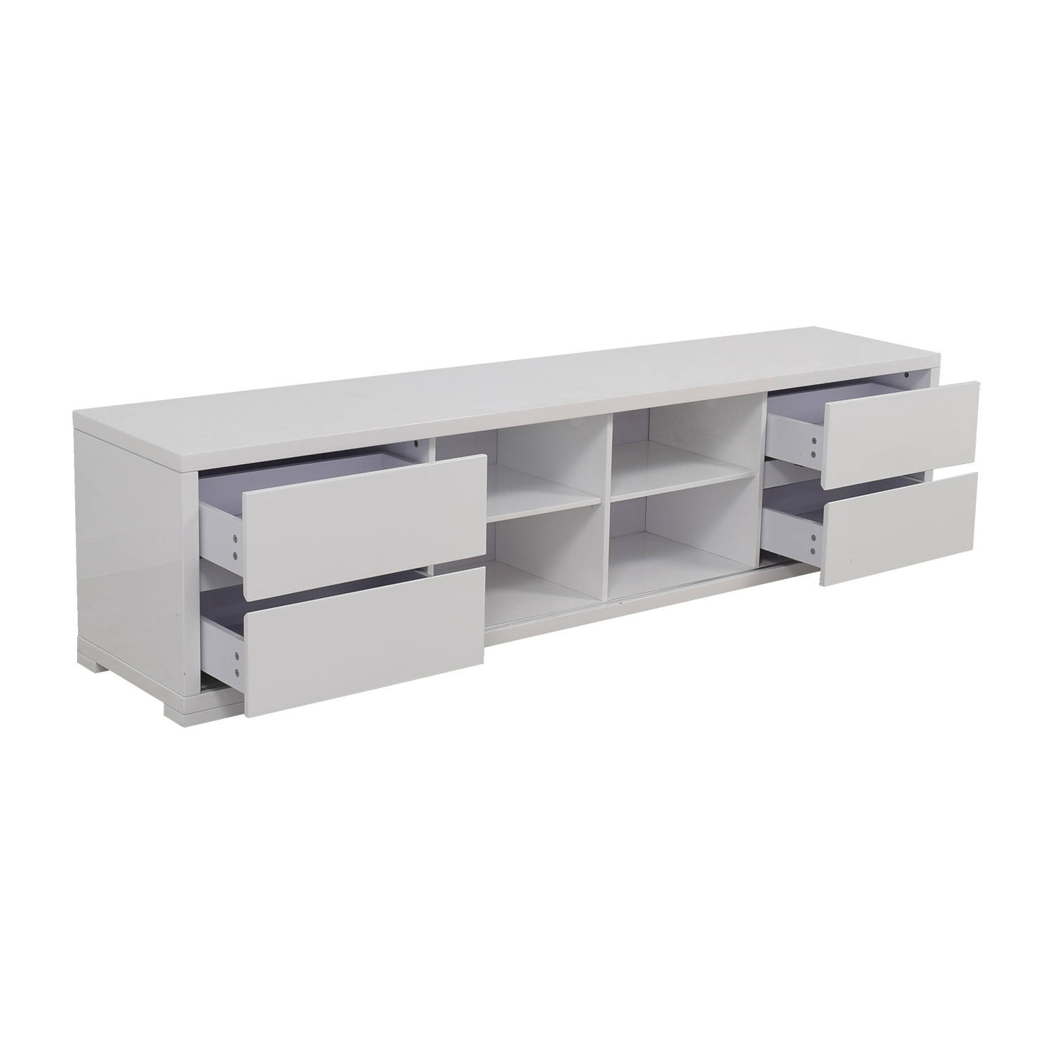 Casabianca Casabianca Life Collection White Media Unit used