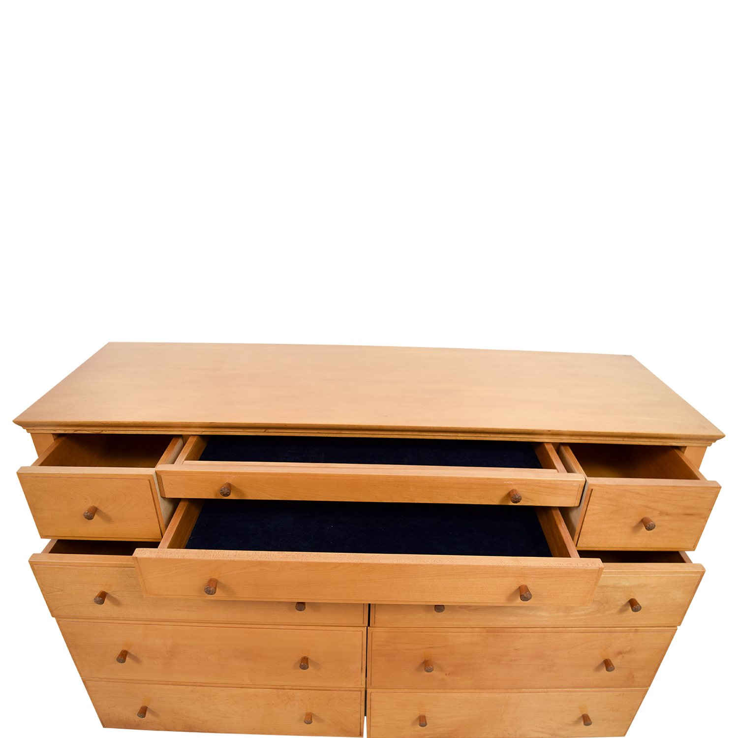 Charmant ... Shop Japanese Ten Drawer Wood Dresser Storage