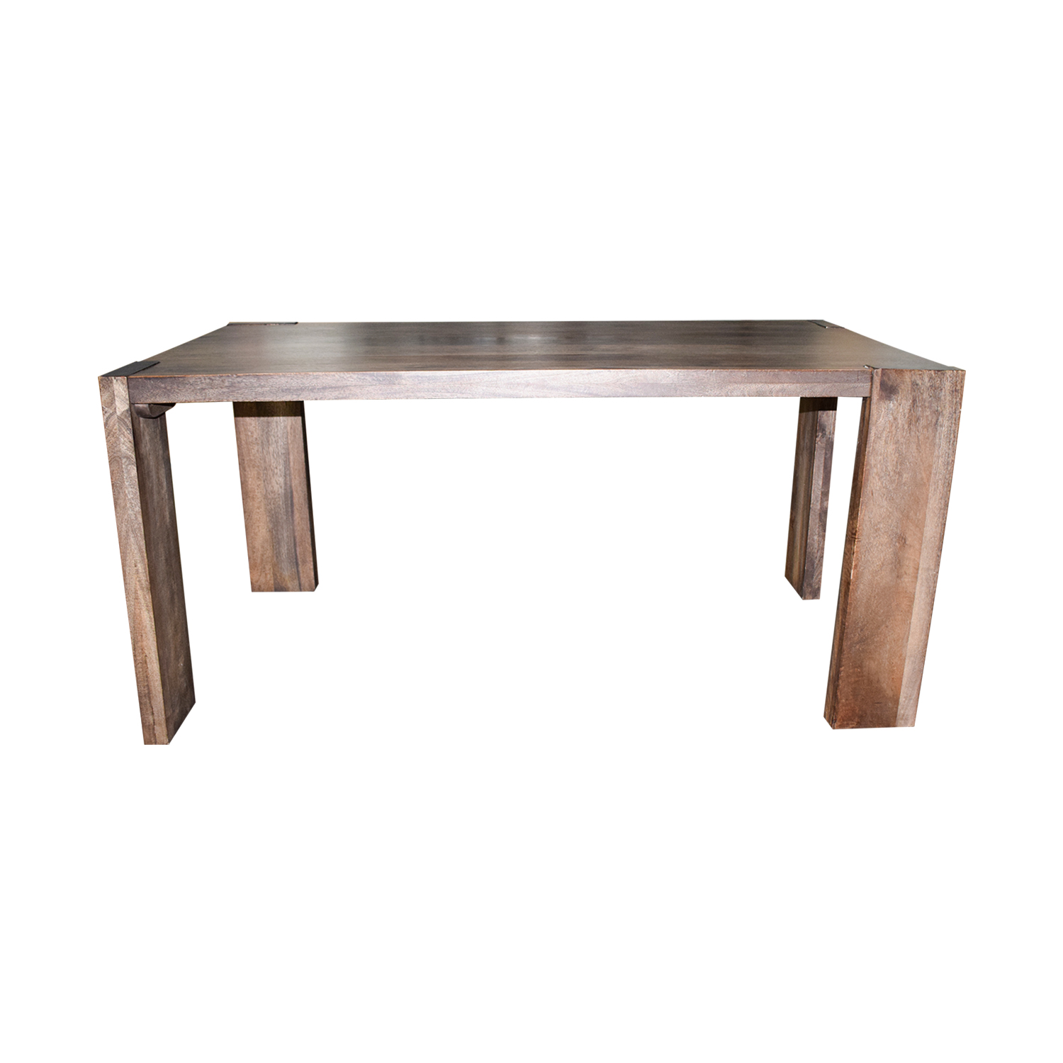 CB2 CB2 Rustic Wood Dining Table price