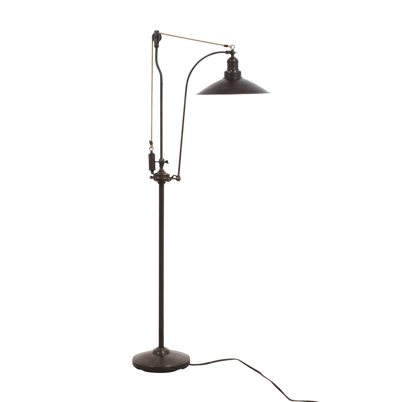 Restoration Hardware Restoration Hardware Floor Lamp on sale