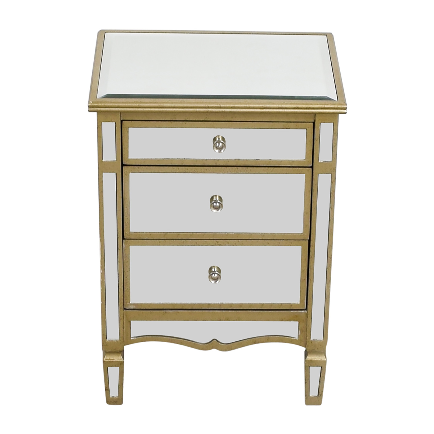 Pier 1 Imports Pier 1 Imports Three Drawer Night Stand nj