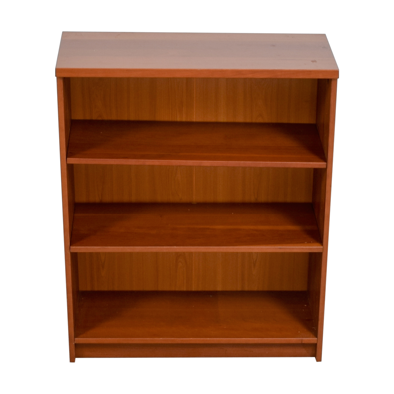 shop Three Shelf Bookshelf  Bookcases & Shelving