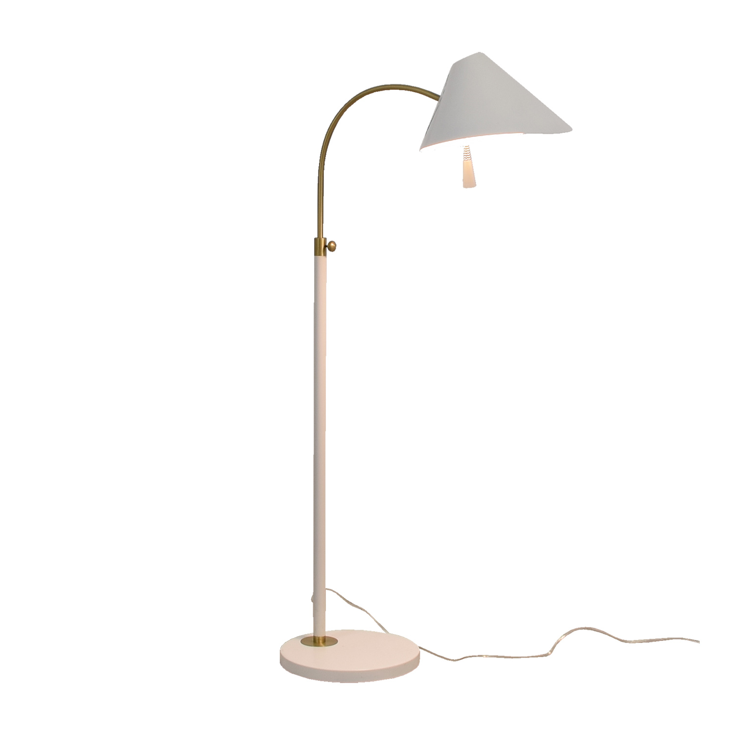 West Elm West Elm Mid Century Task Floor Lamp Lamps