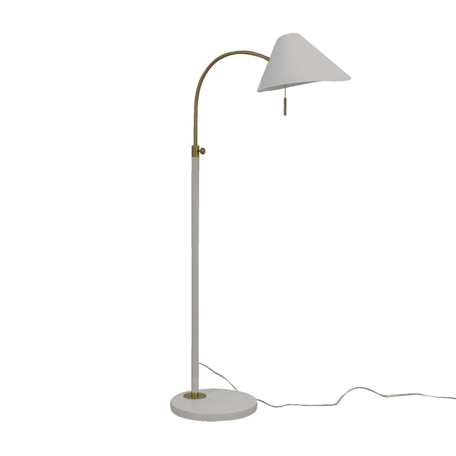West Elm West Elm Mid Century Task Floor Lamp for sale