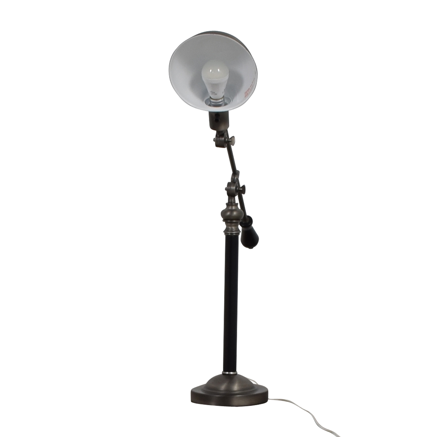 buy West Elm Industrial Silver Desk Lamp West Elm Sofas