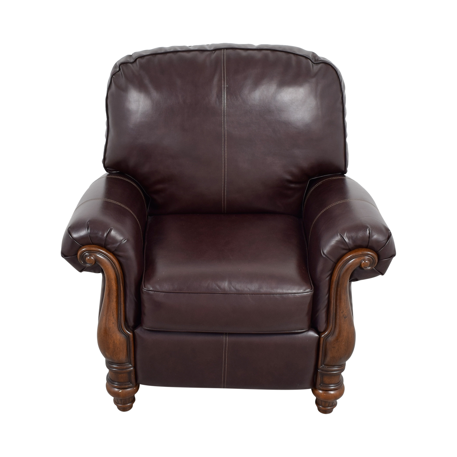 Ashley Furniture Ashley Furniture Brown Arm Chair Accent Chairs
