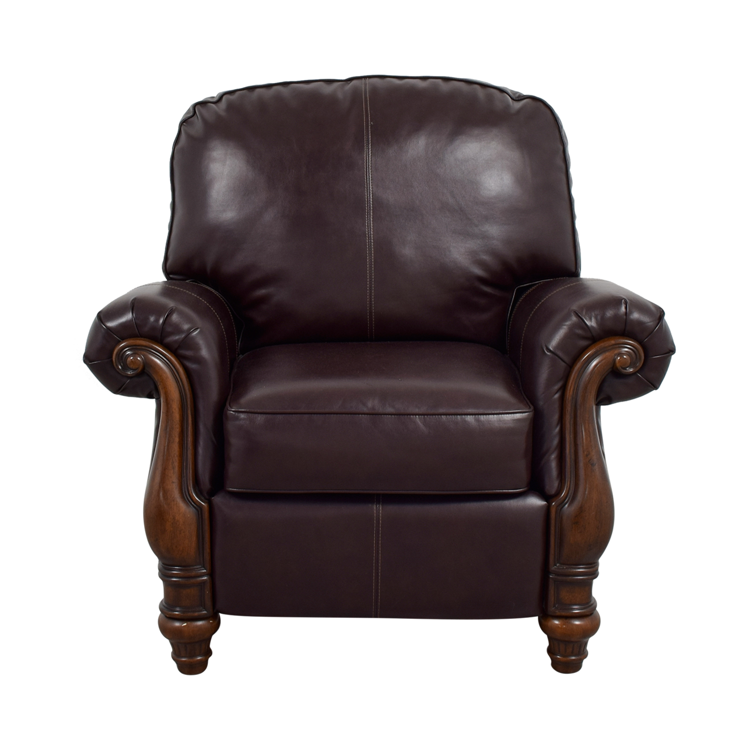 buy Ashley Furniture Brown Arm Chair Ashley Furniture