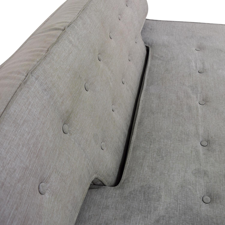 86 Off Boconcept Boconcept Seca Grey Sofabed Sofas