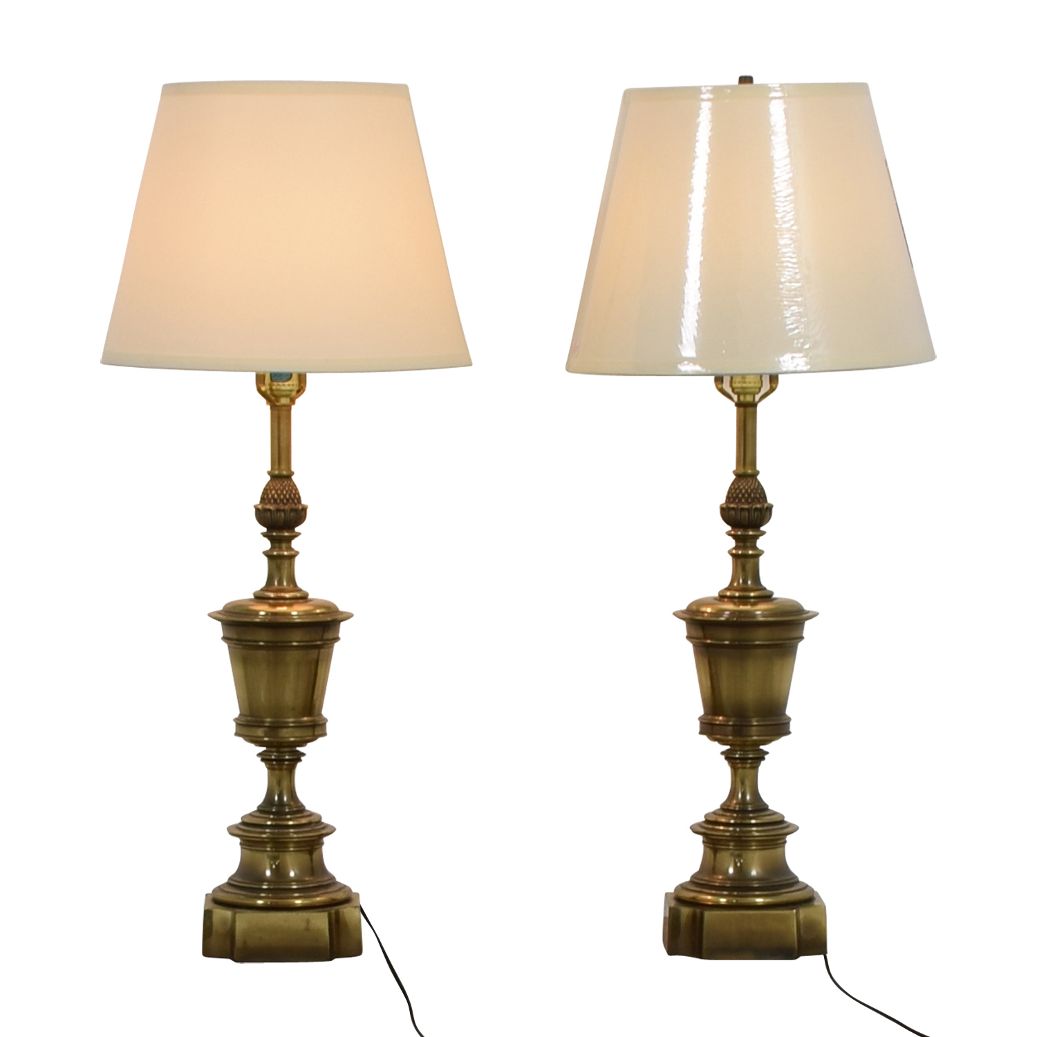 Gold Table Lamps used