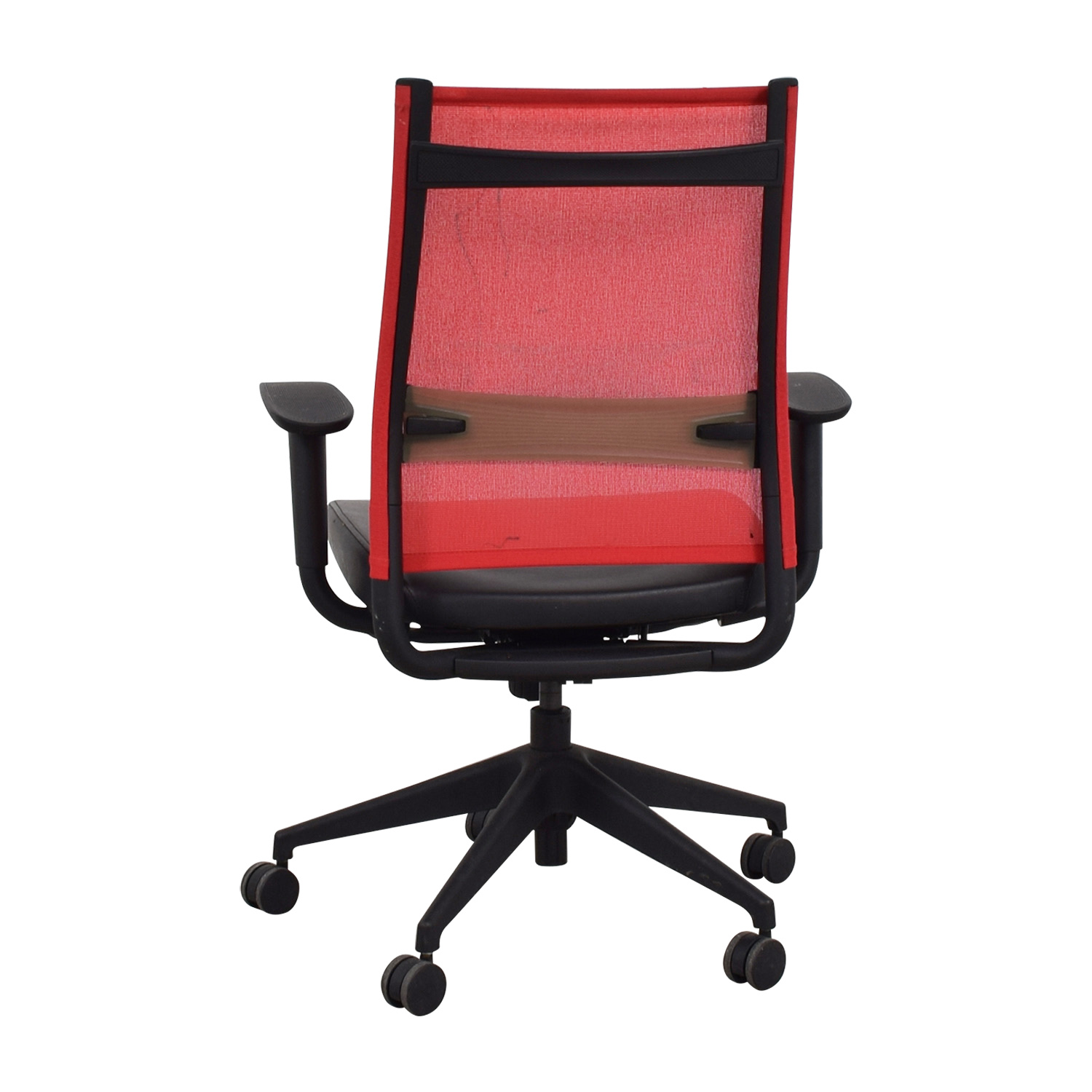 SitOnIt Red Office Chair SitOnIt