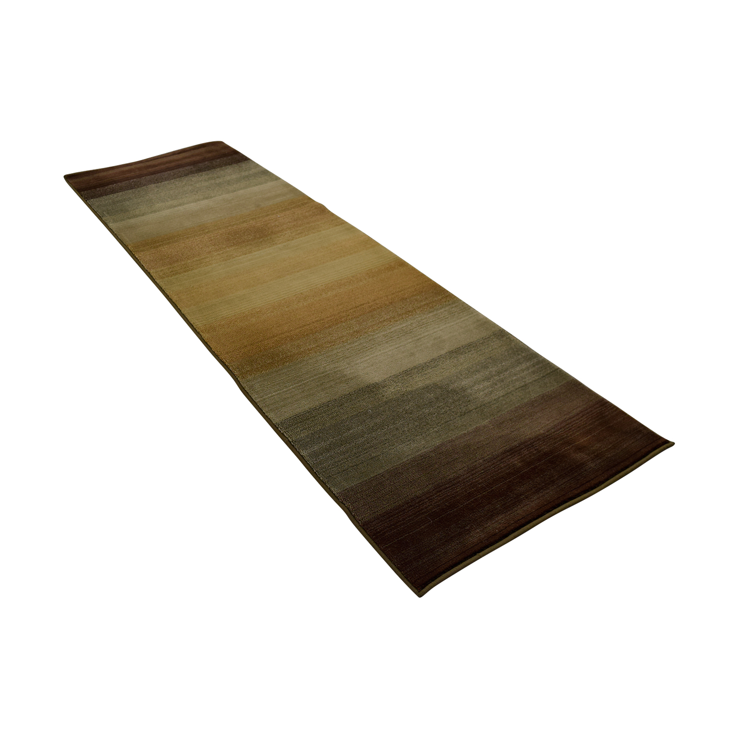 Macys Macys Multi-Colored Brown Runner on sale