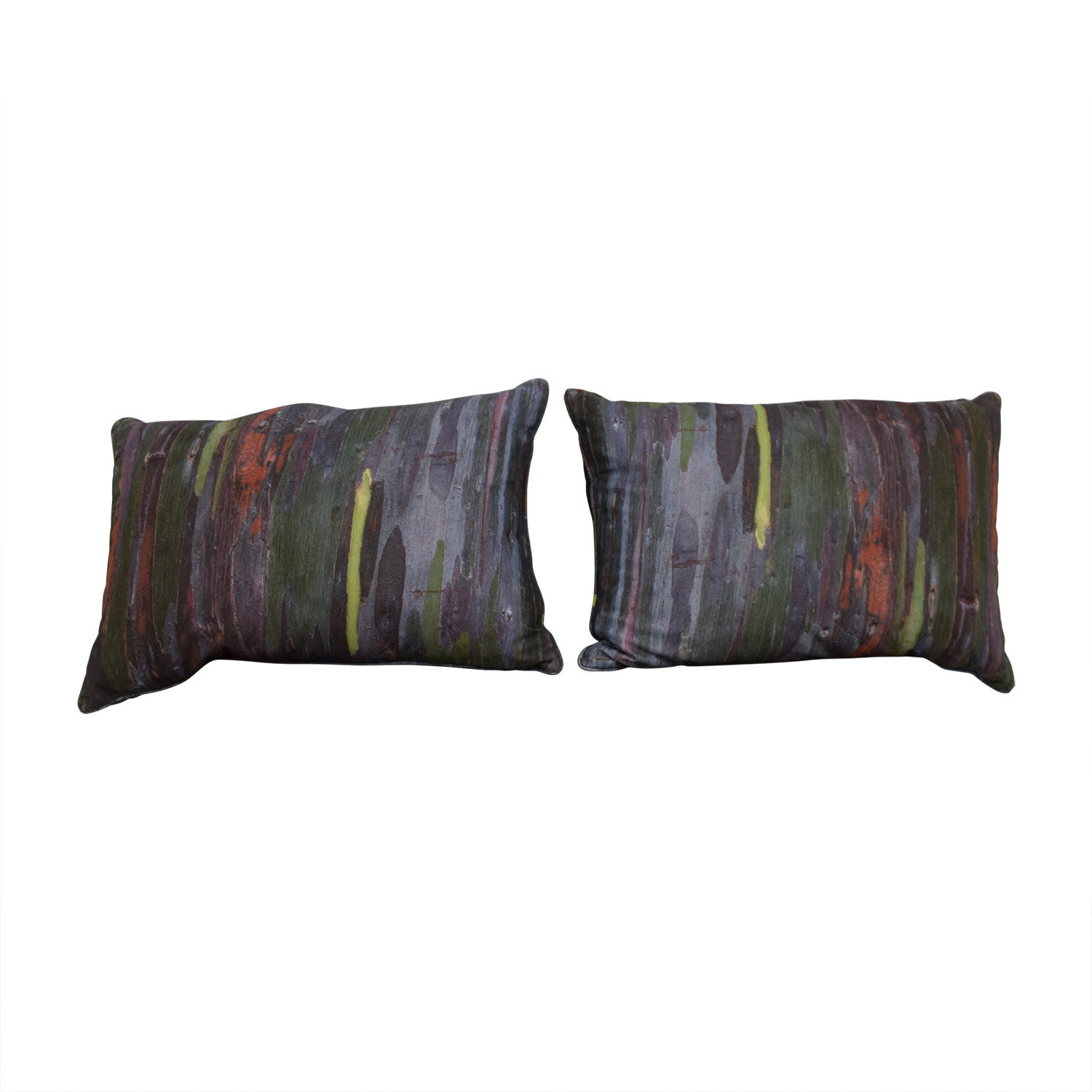 buy Multi-Colored Toss Pillows