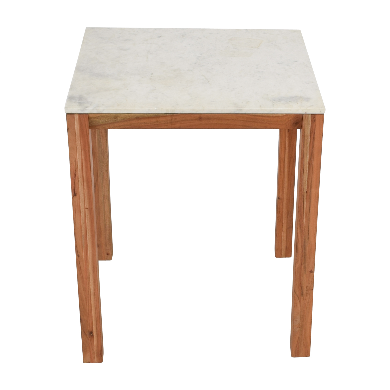 CB2 CB2 Palate Marble Counter Table used