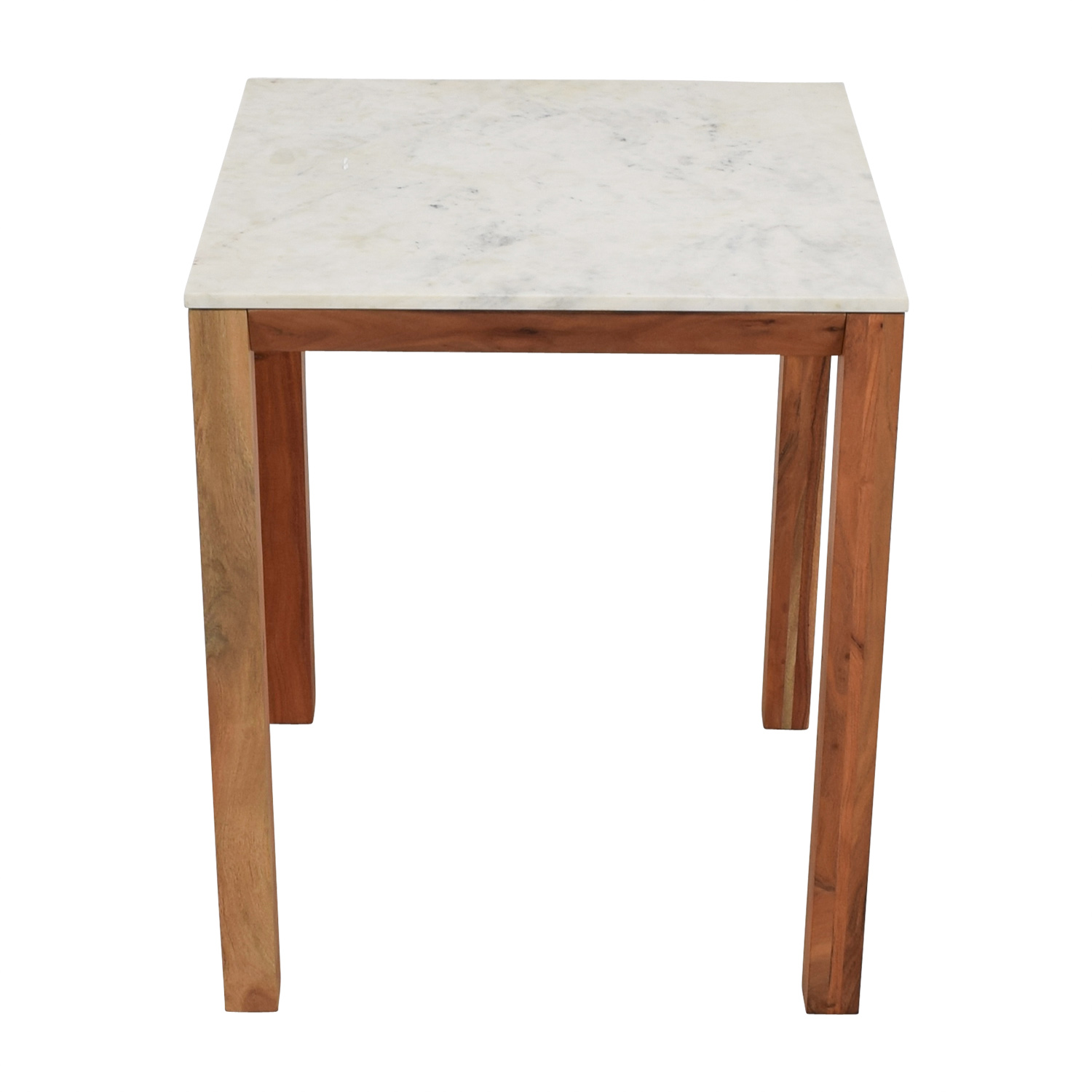 CB2 Palate Marble High Counter Table / Tables