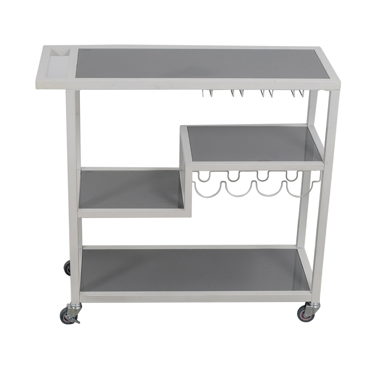 White Bar Cart coupon