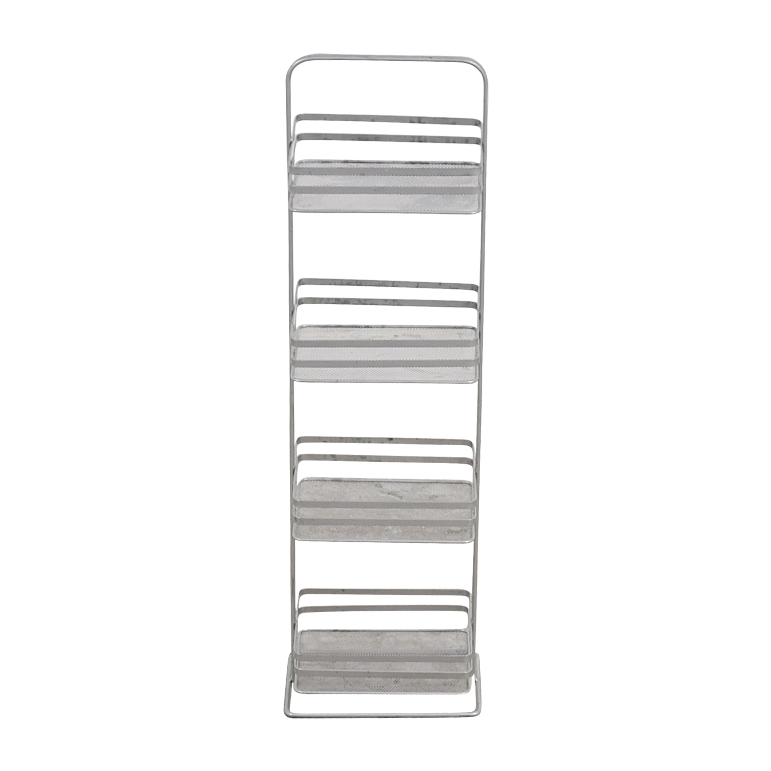 Grey Metal Rack dimensions