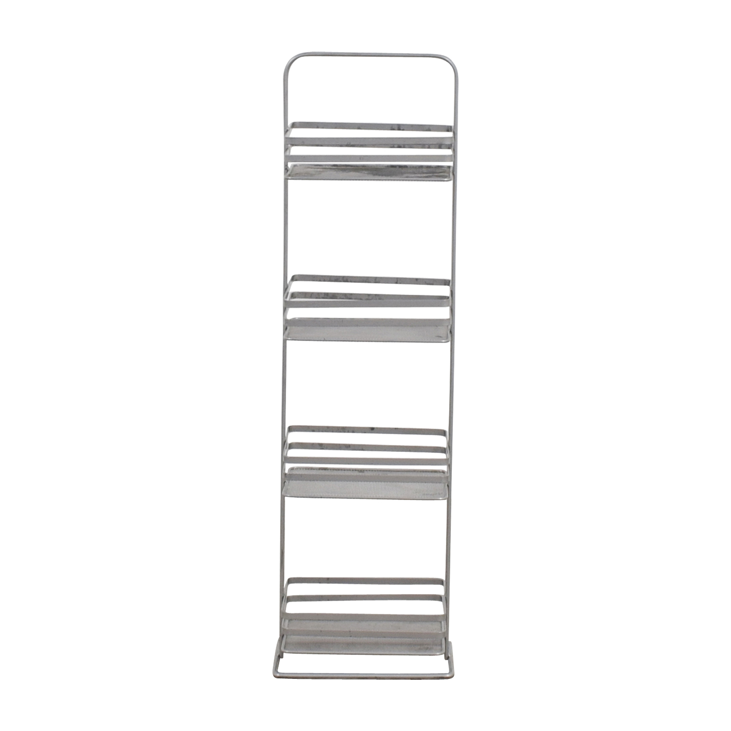 buy Grey Metal Rack