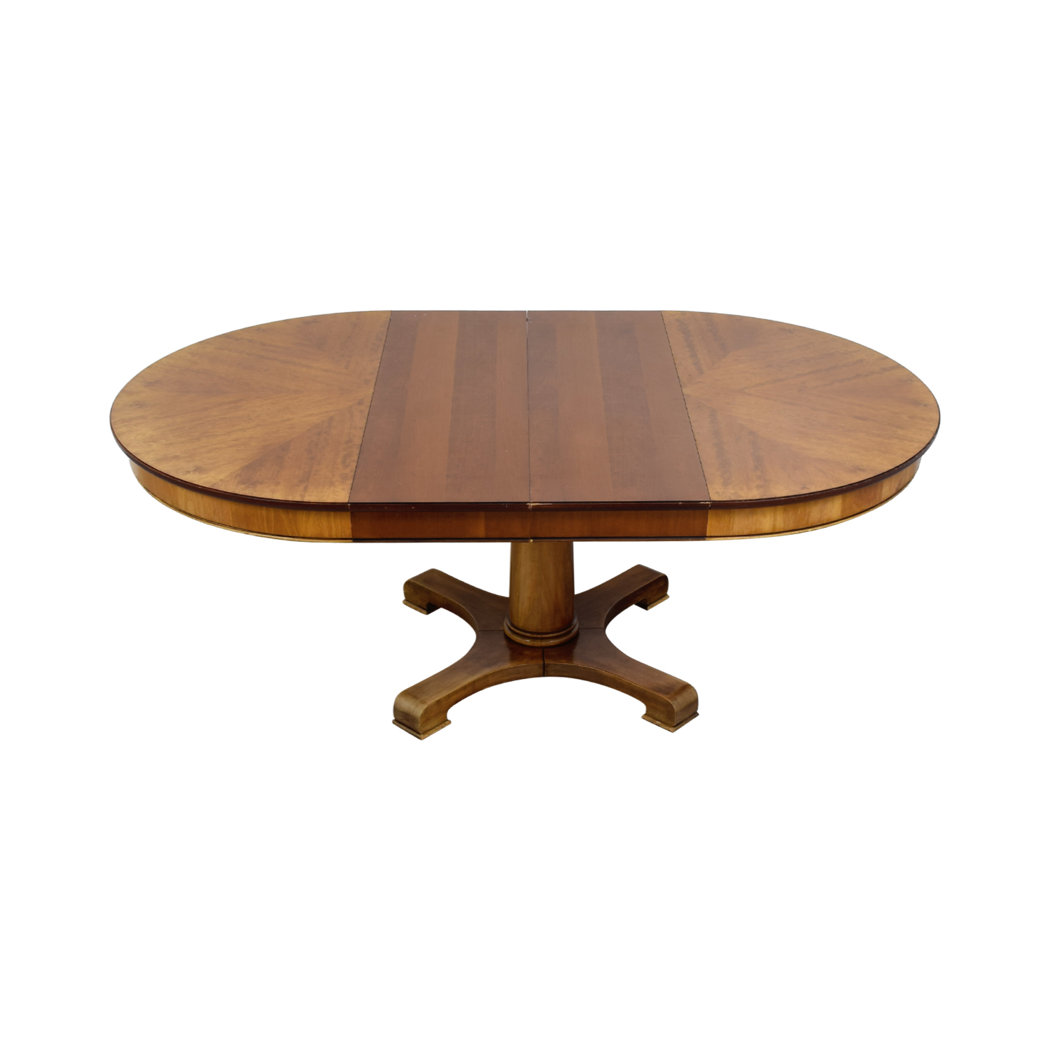 Beautiful ... Grange Grange Expandable Wood Dining Table With Protective Cover Nyc ...