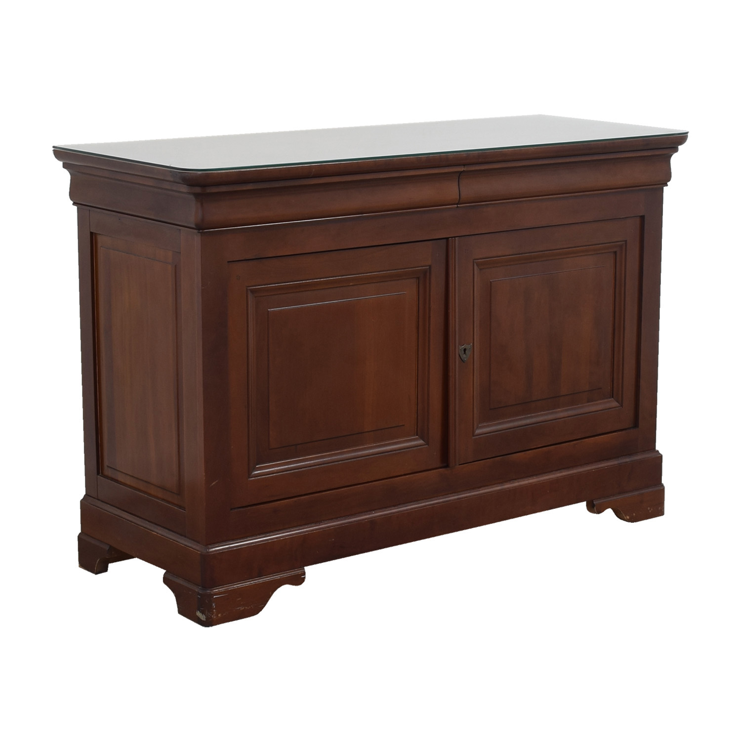 75 off grange grange wood serving storage buffet tables. Black Bedroom Furniture Sets. Home Design Ideas