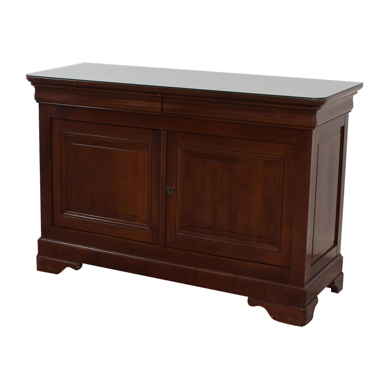 buy Grange Wood Serving & Storage Buffet Grange Utility Tables