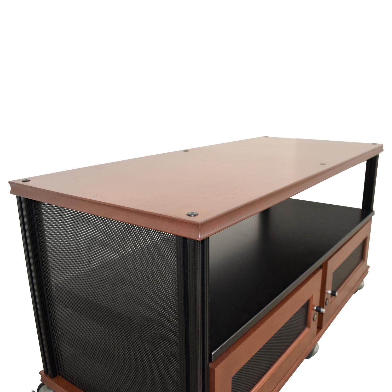 90% OFF   Salamander Designs Salamander Designs Synergy AV Cabinet / Storage