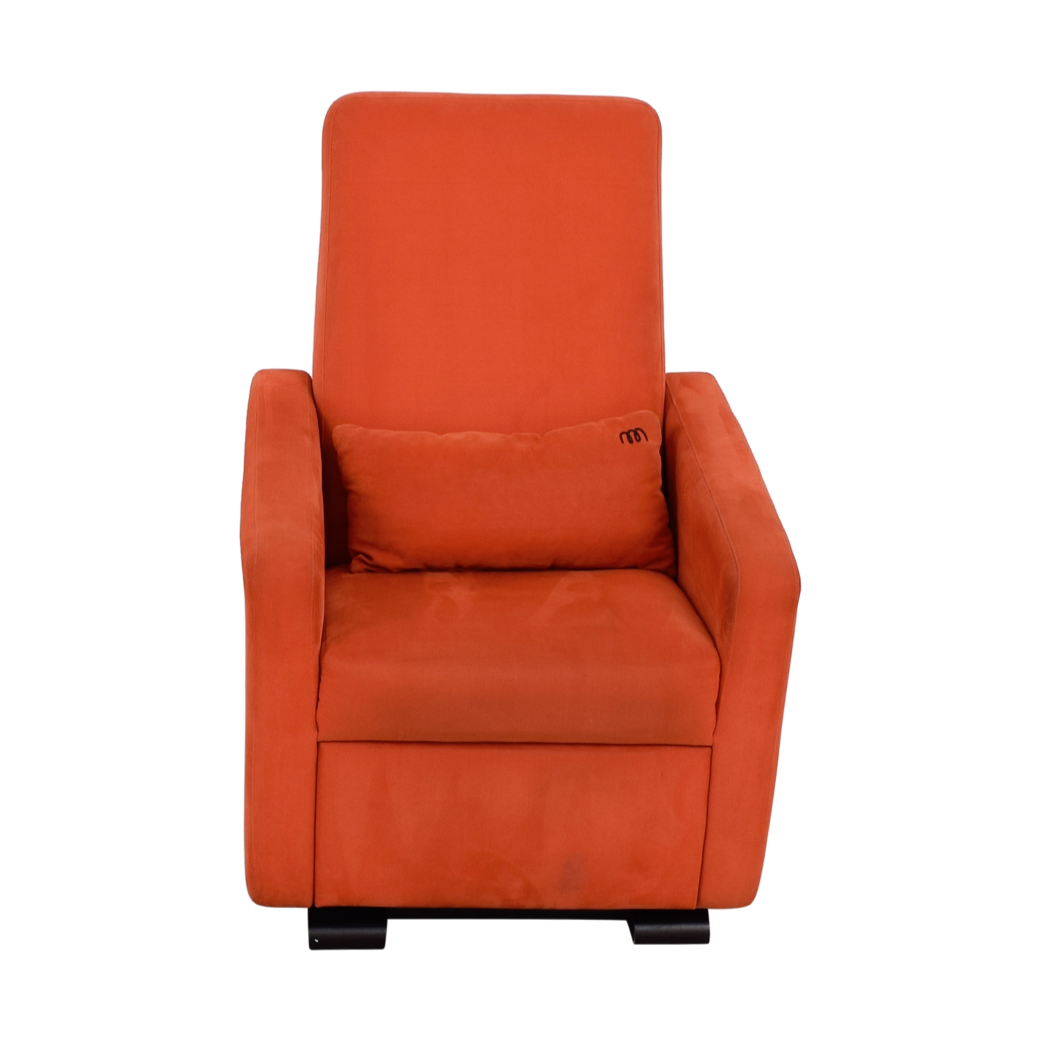 ... Monte Design Monte Design Orange Nursery Recliner Glider Price ...