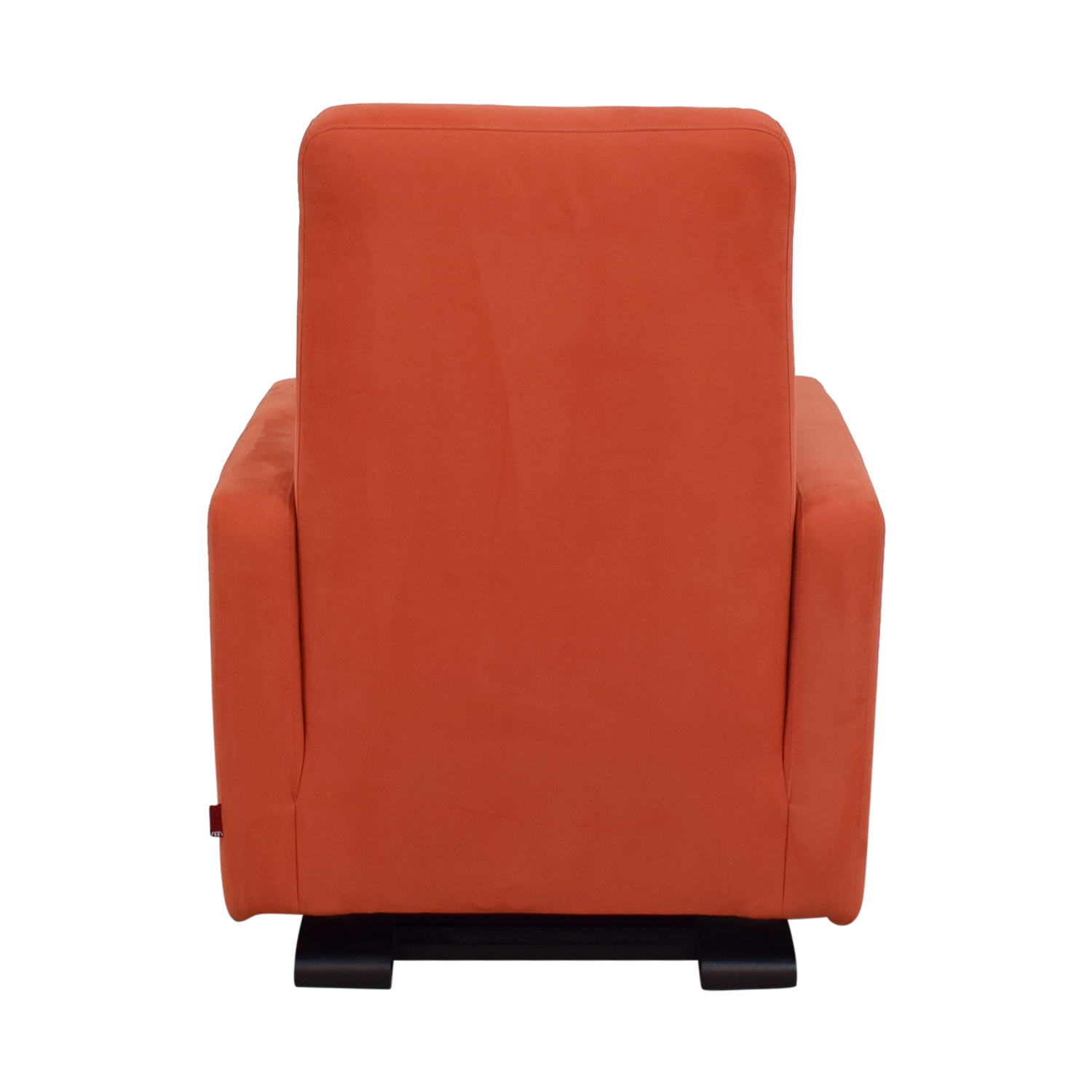 Monte Design Monte Design Orange Nursery Recliner Glider Recliners