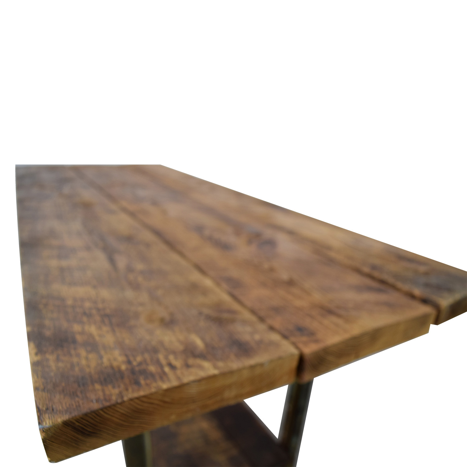 Brooklyn Flea Market Brooklyn Flea Market Rustic Reclaimed Wood Table discount