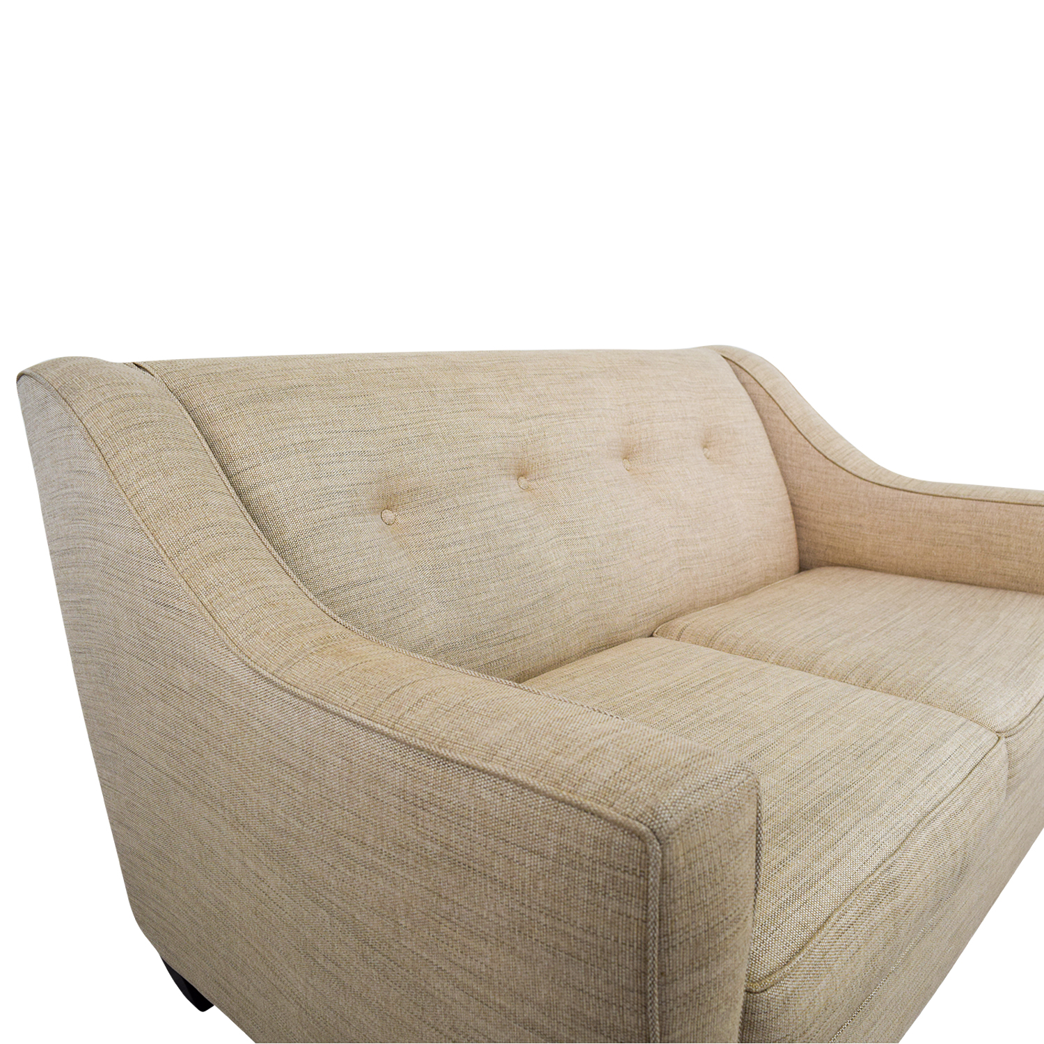 79 Off Bob S Furniture Bob S Furniture Caleb Tan Tufted