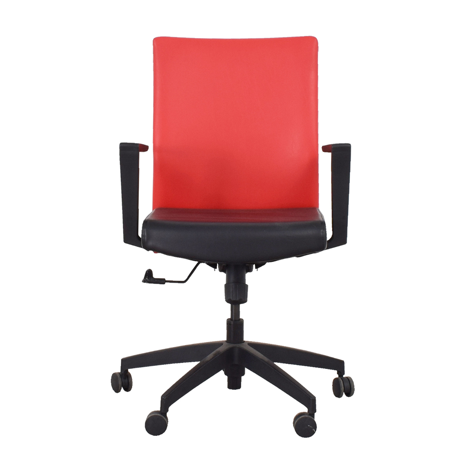 shop SitOnIt Red Office Chair SitOnIt Chairs