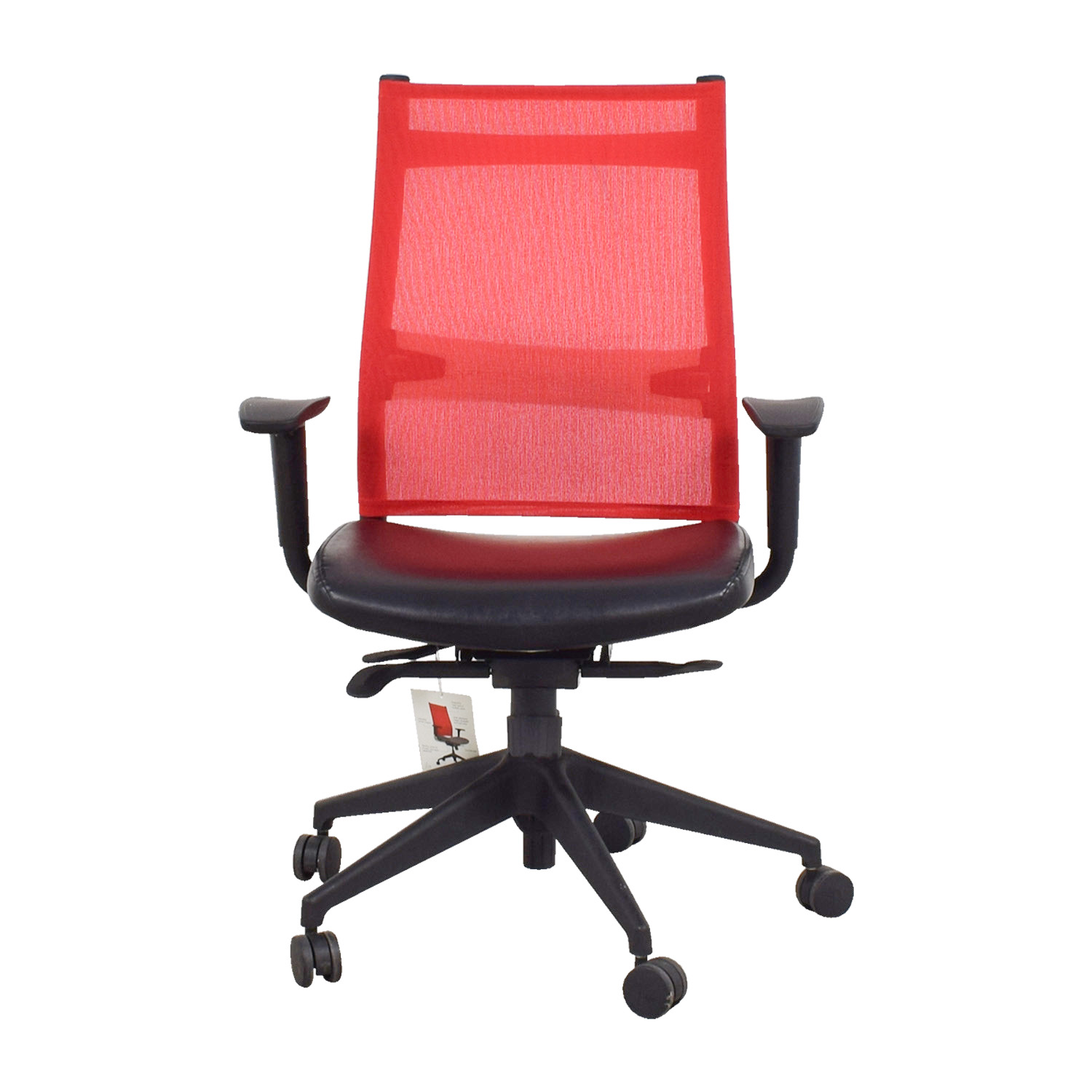 SitOnIt SitOnIt Red Office Chair nyc