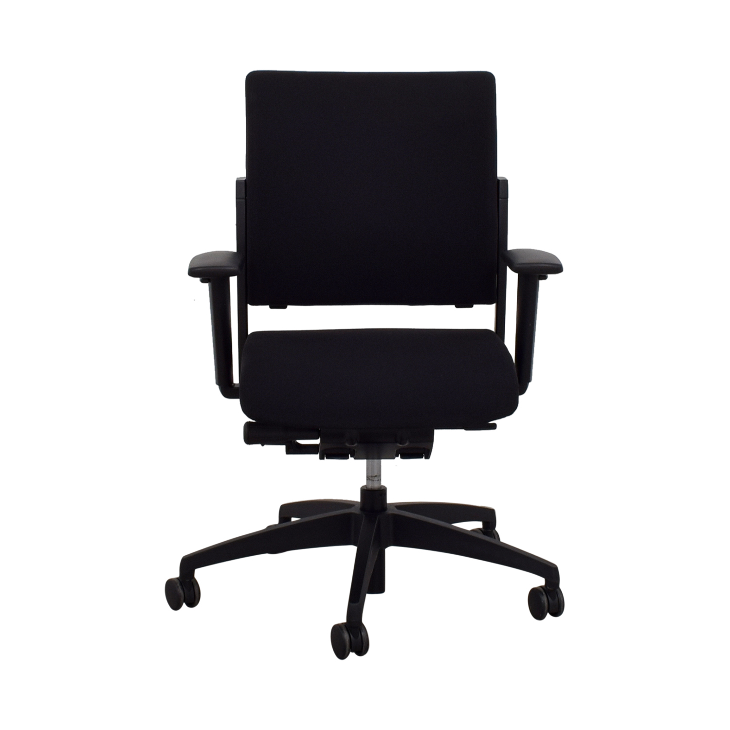 buy Teknion Fitz Black Task Chair Teknion Sofas