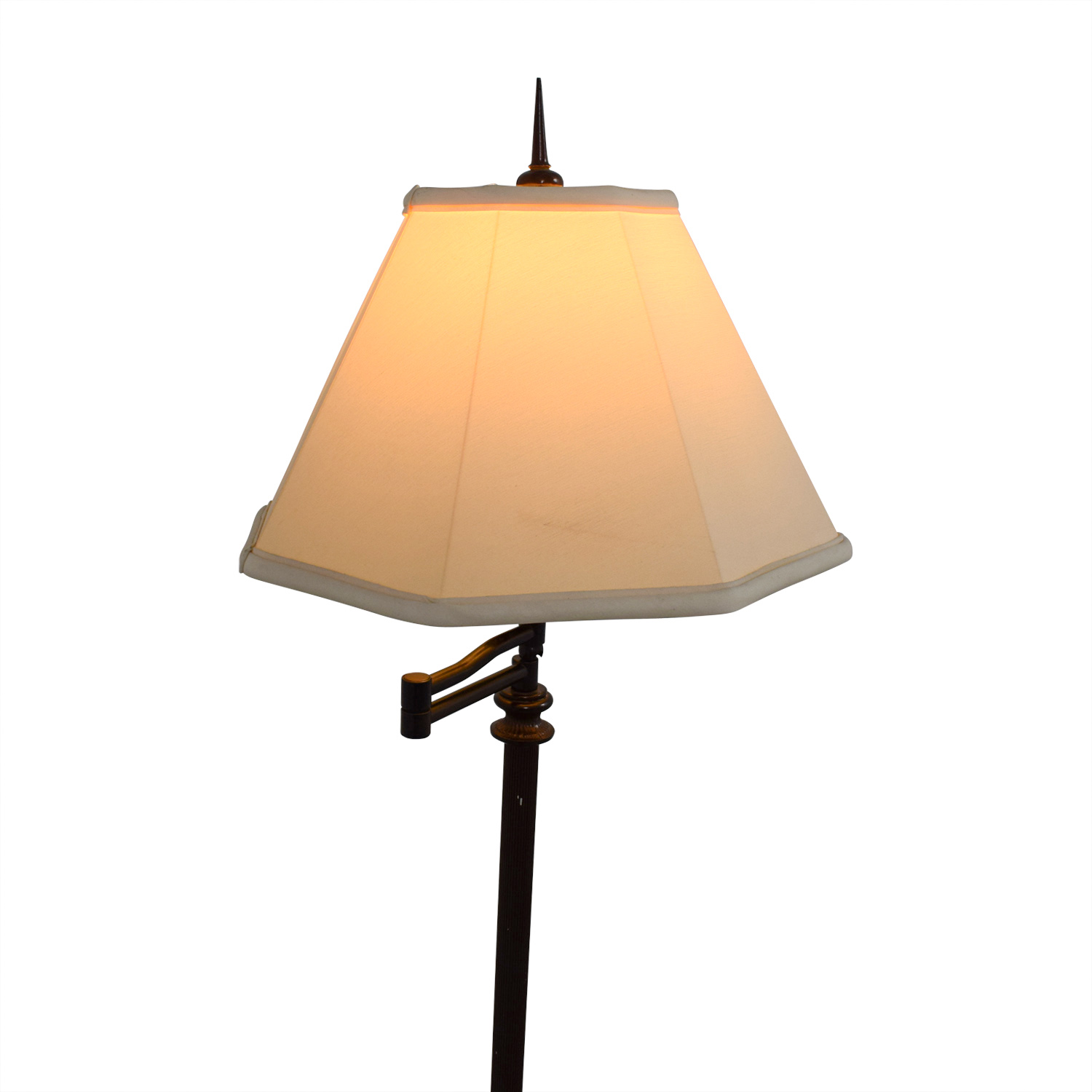 ... Buy Gracious Home Brown Standing Lamp Gracious Home Lamps ...