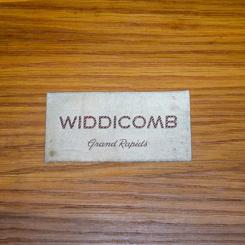 T.H. Robsjohn Gibbings T.H. Robsjohn Gibbings for Widdicomb Floating Walnut Sideboard nyc